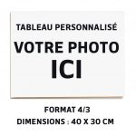 Tableau Format 4/3