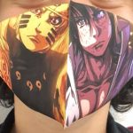 Masque de Protection – Naruto